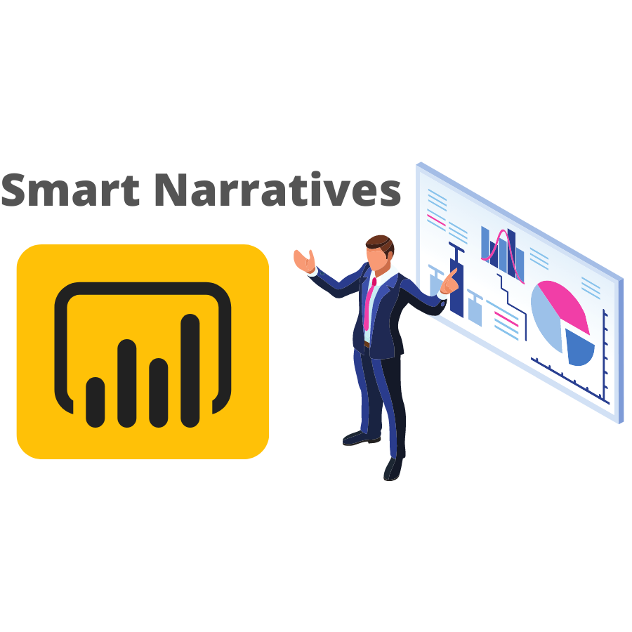 Power BI Smart Narratives: Game Changing Feature?