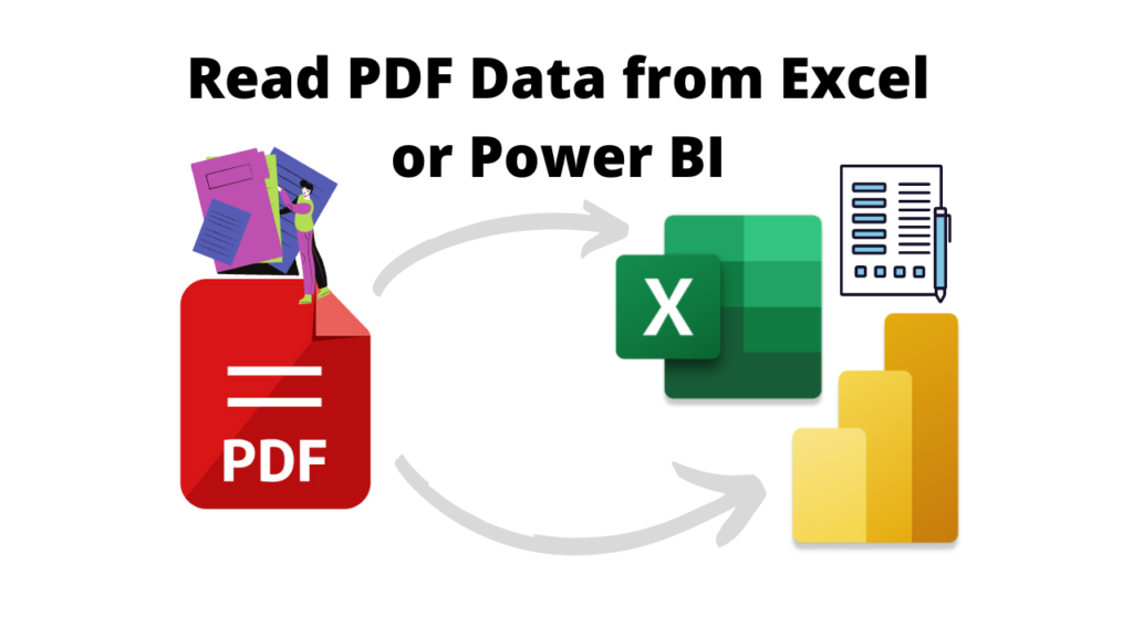 Reading PDF Data from Excel or Power BI with Power Query